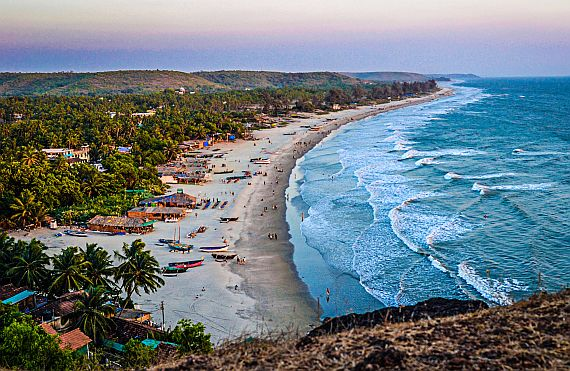 Отдых в Индии Гоа