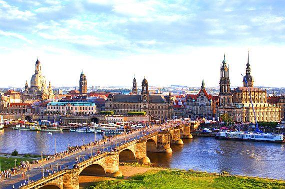 Дрезден знакомство с городом роскоши