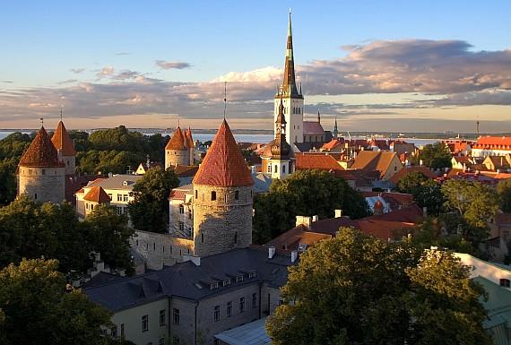 Отдых в прибалтийских странах