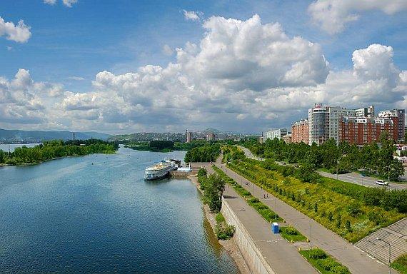 Активный отдых в Красноярске