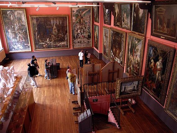 Дома-музеи в Париже