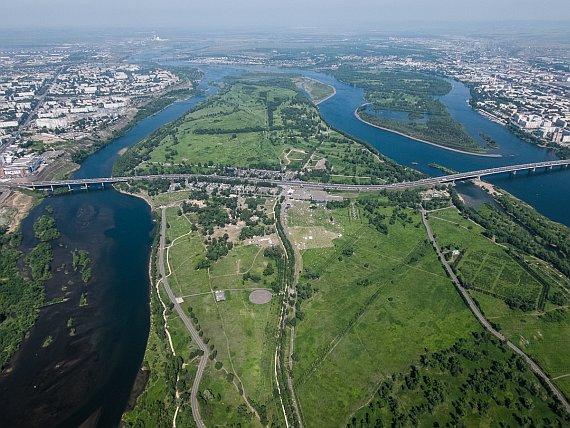 Остров Татышев