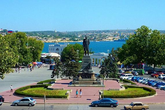 Севастополь — курортный город Крыма