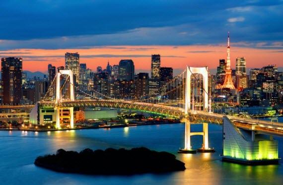 Интересное о Японии