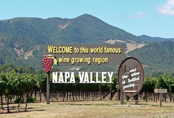 Долина Напа калифорния