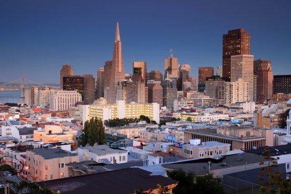 Как отдохнуть в Сан-Франциско
