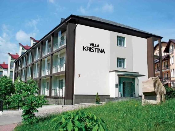Отель Кристина на Украине