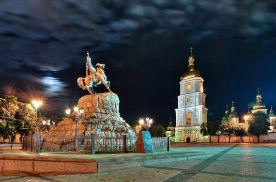 Туристическая Украина и ее отели