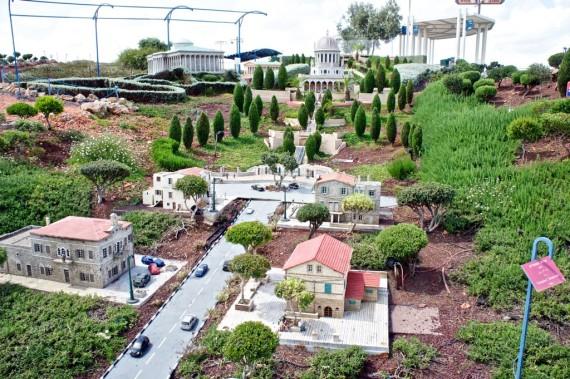 Израиль в миниатюре