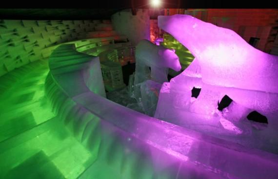 Ледовый дворец Ice Space