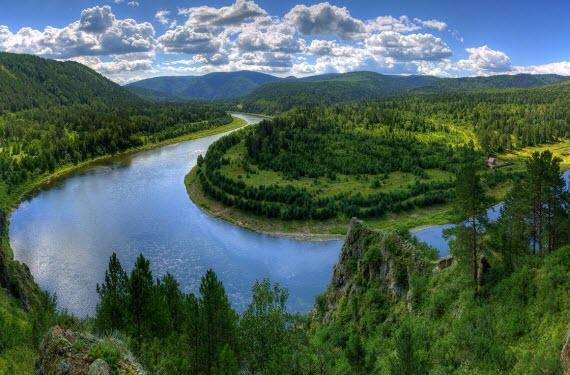 Поездка в Сибирь