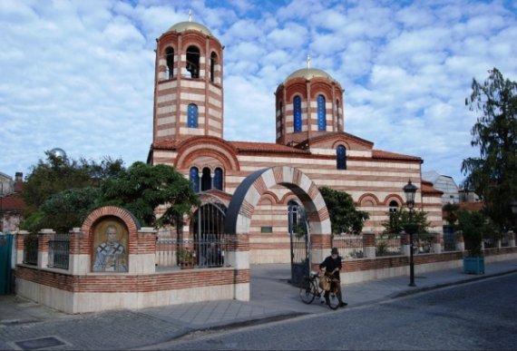 Храм Святого Николая Батуми