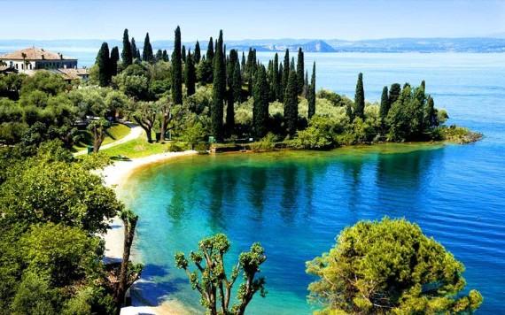 Самое красивое озеро в Италии