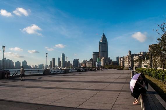 Китай. Достопримечательности Шанхая