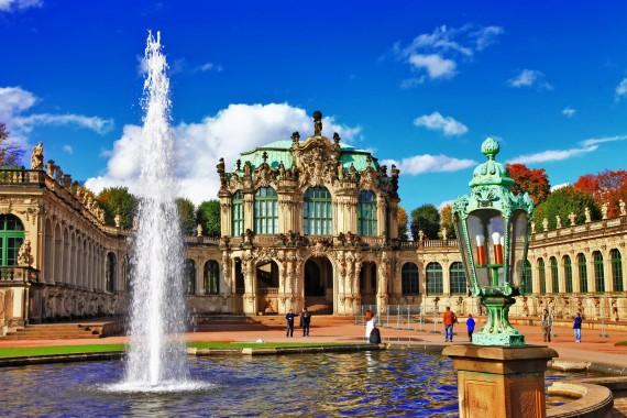 Путешествие в Дрезден