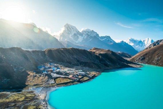 Озеро Непала