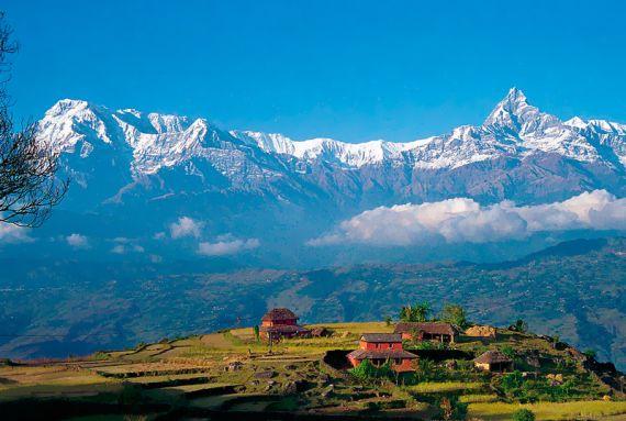 Удивительная страна Непал