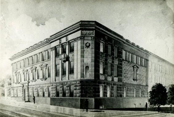 Киностудия в Ростове-на-Дону