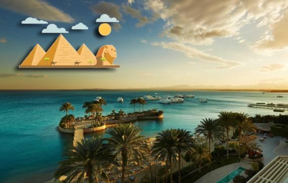 Туры в Египет из Бреста с отдыхом на море